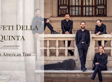 Profeti della Quinta on tour in North America!