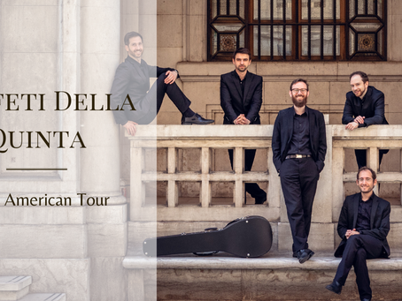 Profeti della Quinta on tour in North America!