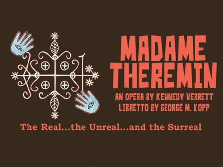 A new opera project: Madame Theremin