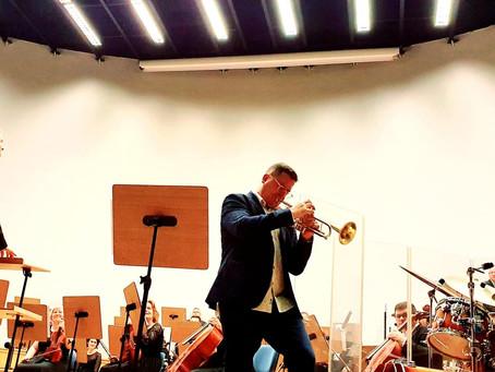 Jacques Kuba Séguin's second orchestral composition premiered!