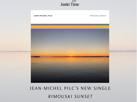 Jean-Michel Pilc interviewed by ICI Musique