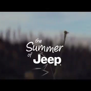 Jeep/OneRepublic  Summer of Jeep   Sold Out