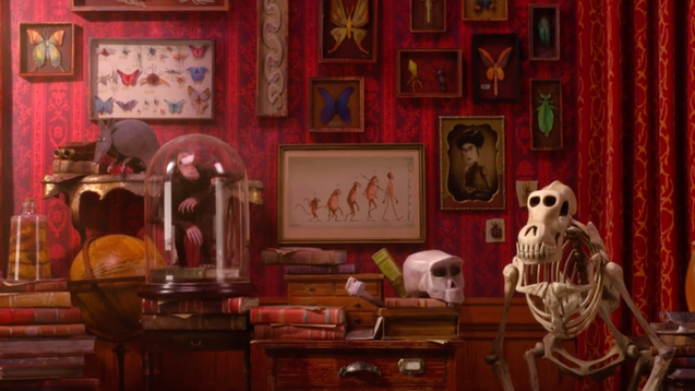 MISSING LINK | Creating the Miniatures of Lionels Study Featurette