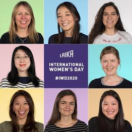 LAIKA Studios | International Women's Day 2020