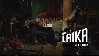 InsideLAIKA | Meet Andy and his Flipbooks