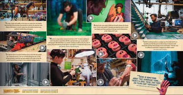 'Missing Link' Interactive Booklet