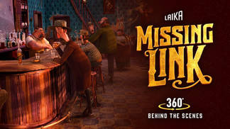 MISSING LINK | A 360° On-Set Experience