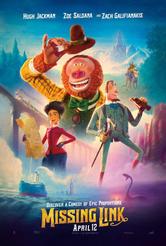 'Missing Link' Poster