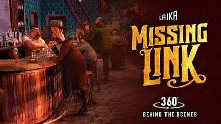 'Missing Link' in 360°