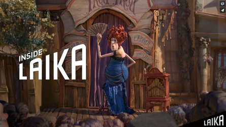 InsideLAIKA | Creating Madame Frou Frou's Dance