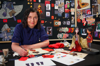 Kubo and the Strings | Costume Designer Deborah Cook