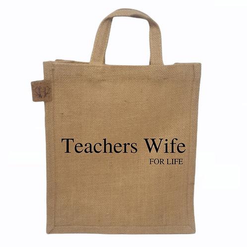 Teachers Wife For Life