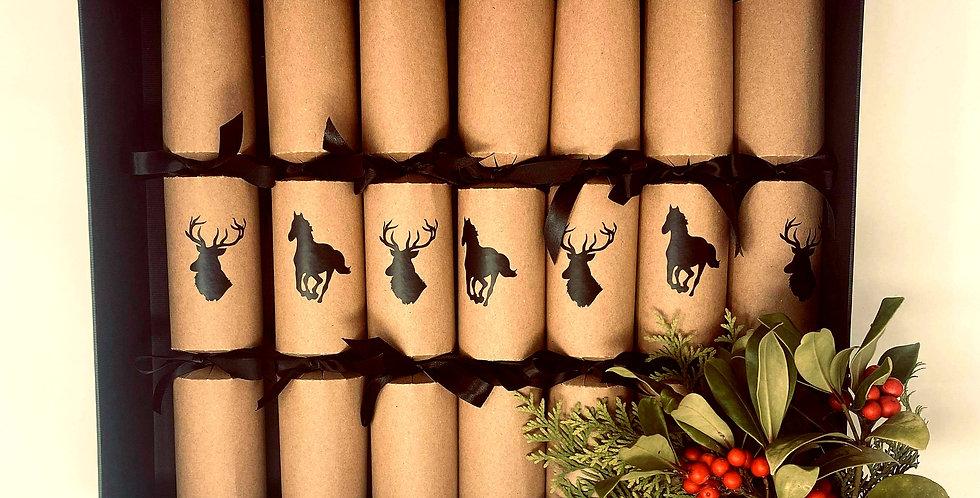 Luxury Personalised Christmas Crackers