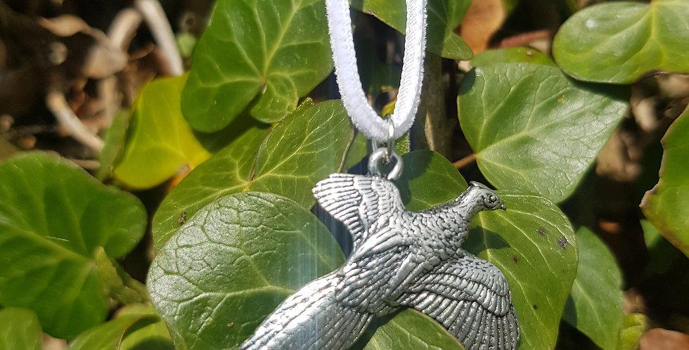 Pheasant Pendant