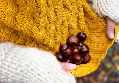 women's British wool gloves