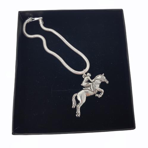 Horse & Rider Bracelet
