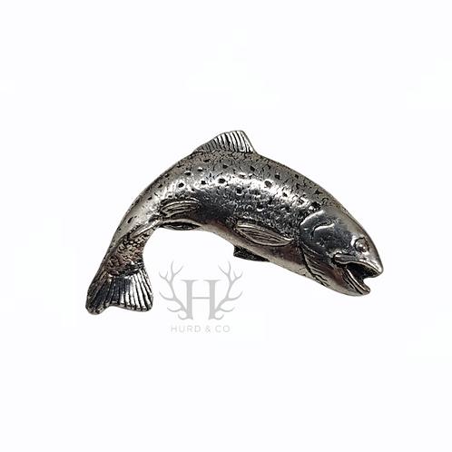 Fish Tie Pin Brooch