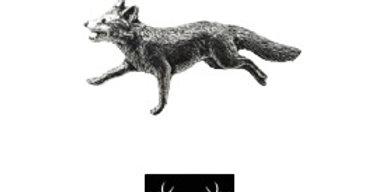 Fox Brooch/Candle/Tie Pin