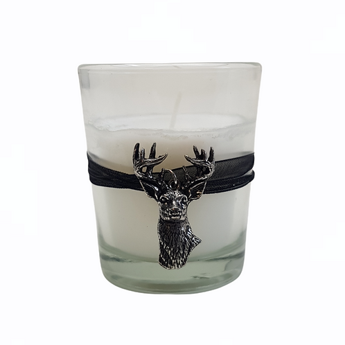 Stag Candle Votive