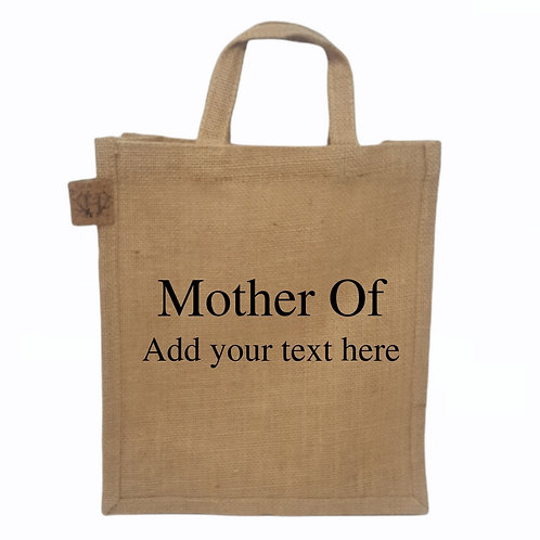 Personalised Mother Of Bag
