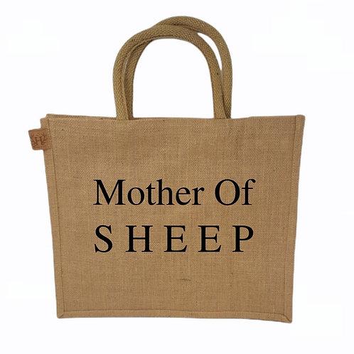 Mother Of Sheep Shopping Bag
