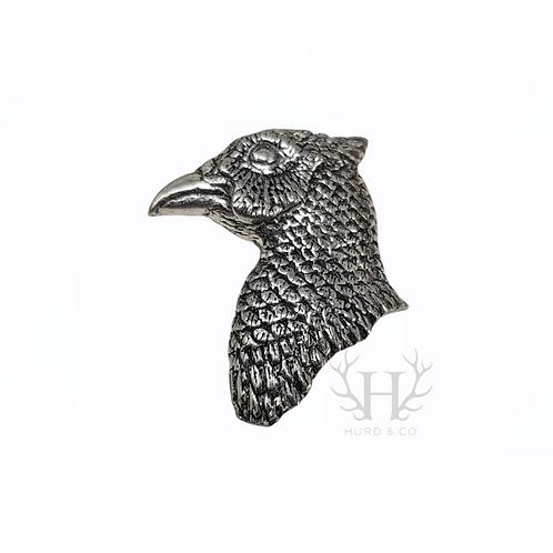 Pheasant Brooch