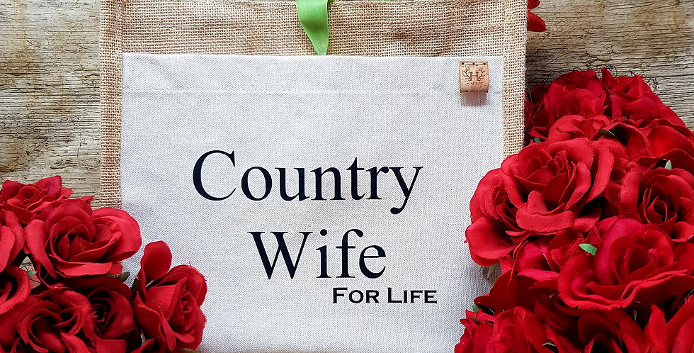 Country Wife Bag