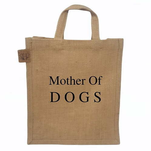 Mother Of Dogs Eco Bag