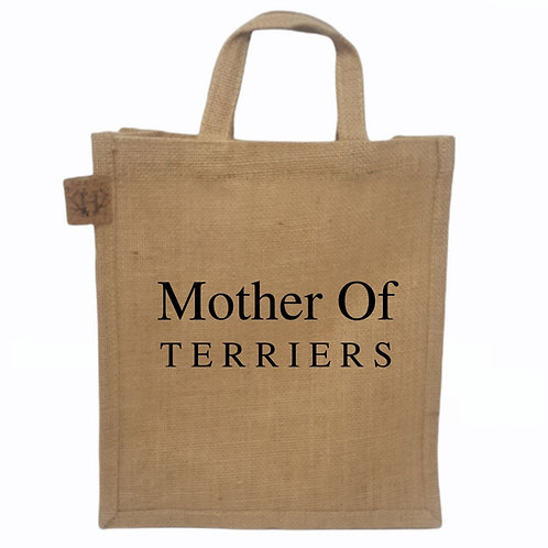 Mother Of Terriers Eco Bag