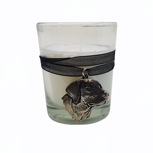 Labrador Candle Votive