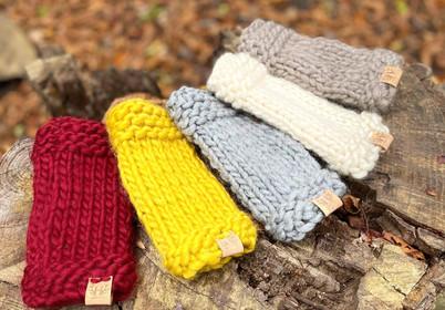 women's woollen gloves