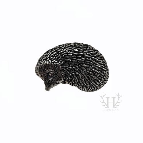 Hedgehog Brooch Tie Pin