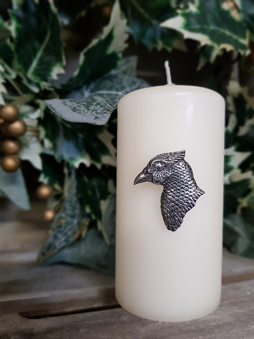 Pheasant Candle Pin