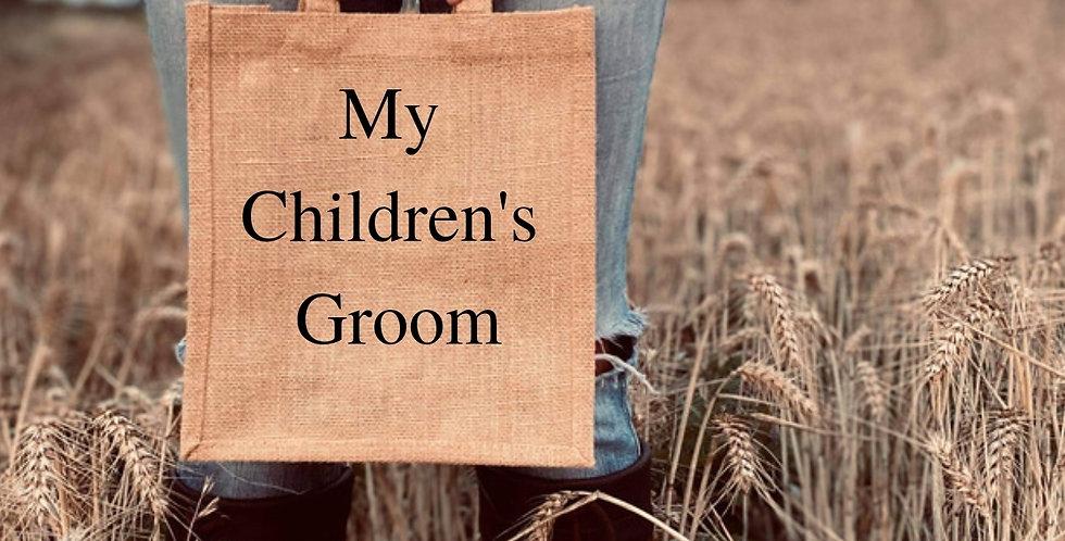Children's Groom Bag