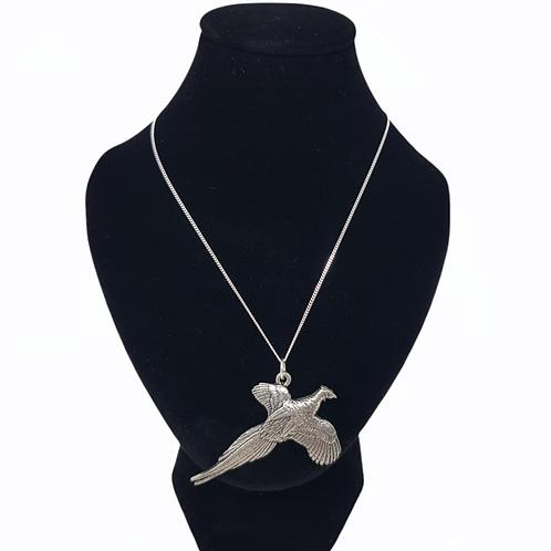 Pheasant Necklace