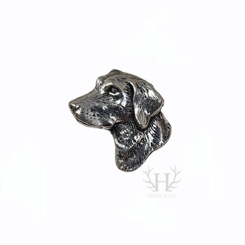 Labrador Tie Pin Brooch