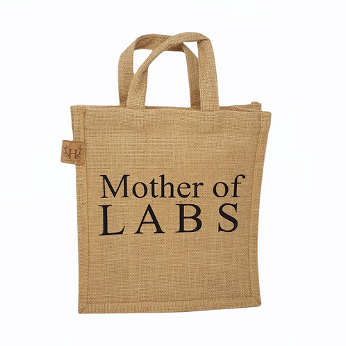 Mother Of Labs Eco Bag