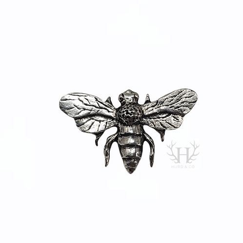 Bee Brooch Tie Pin