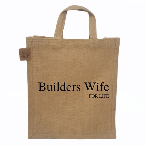 Builders Wife For Life