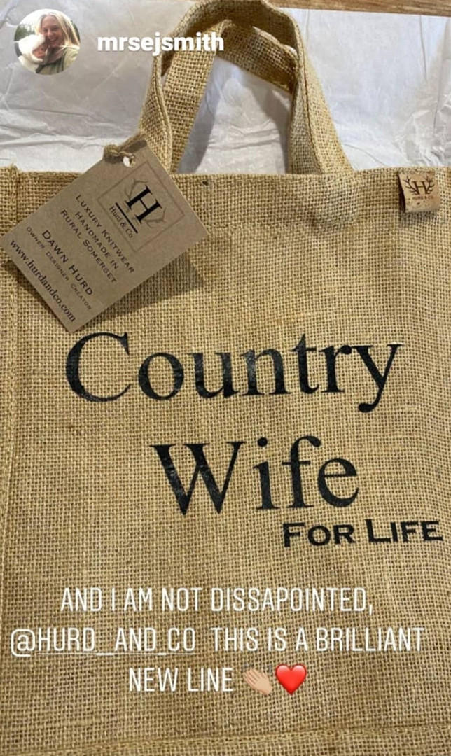 Country Wife for Life