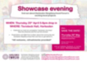HNF April showcase event_Flyer Poster.jp