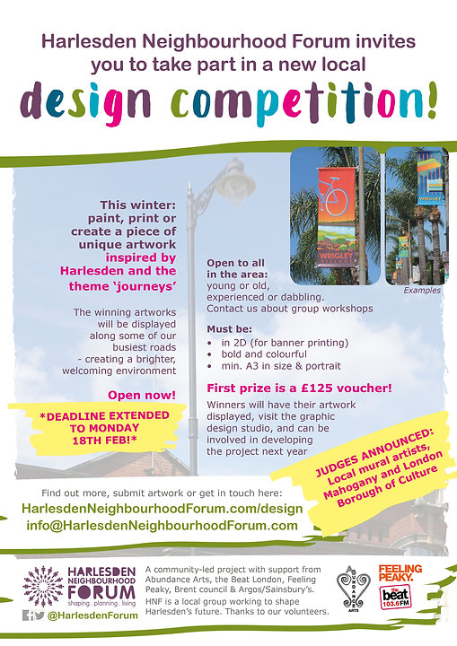 HNF design competition flyer poster 7 FE