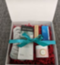 Curated gift boxes in Annapolis