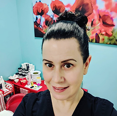 Annapolis esthetician, Cate Campbell