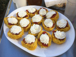 English Day scones