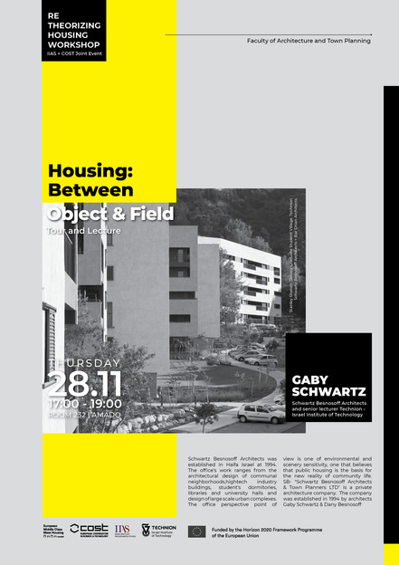 Housing between Object and Field