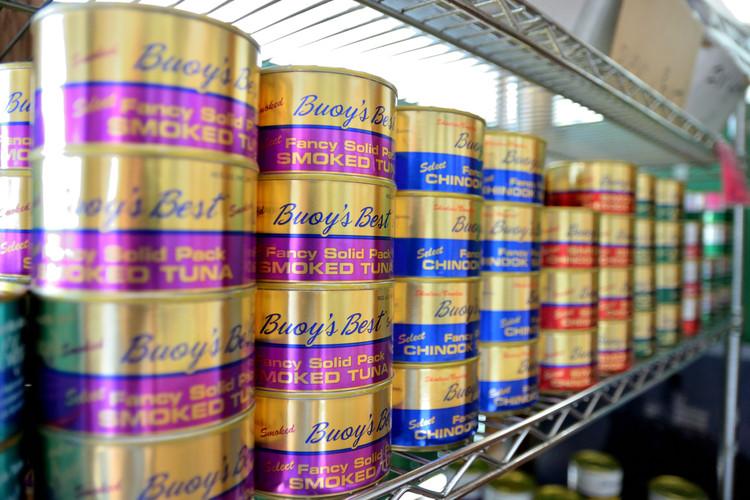 Gourmet Canned Tuna