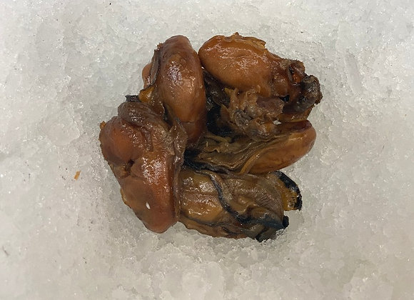 Smoked Willapa Bay Oysters - Choose 6,7,8,9 or 10 pounds