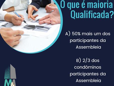 O que é maioria qualificada?