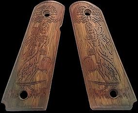 Replica Wood Grips
